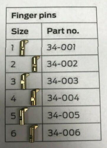 Schlage Primus Finger Pins,1-6 or any 5 pins - Locksmith Locksport Lock Cylinder