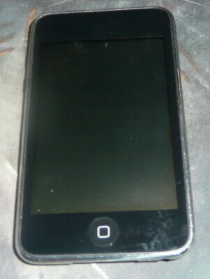 Apple iPod Touch 2nd Generation A1288 16GB black ipod2 WIFI VIDEO MUSIC