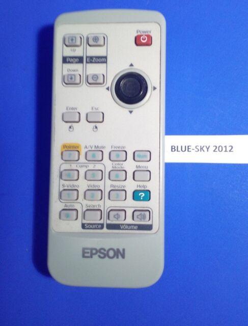 Genuine Epson 128079900 Projector Remote Control
