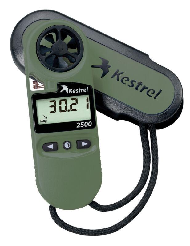 Kestrel 2500NV (0825NV) Handheld Weather Meter   Factory Authorized Dealer