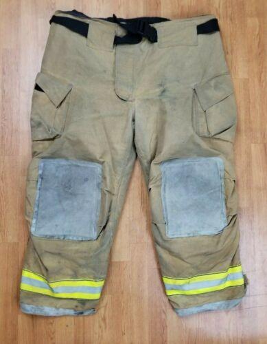 Cairns MFG. 2012 Firefighter Turnout Bunker Pants 50 x 30