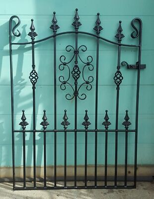Metal Gate | Wrought Iron Garden Gates | 3ft 3