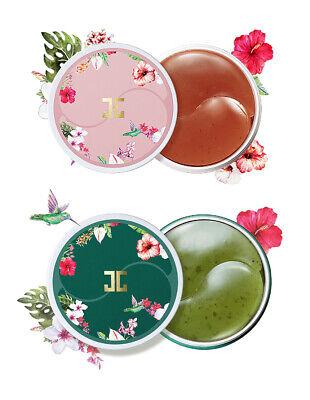 [JAYJUN] Roselle Tea , Green Tea Eye Gel Patch (60ea) - 1.4g