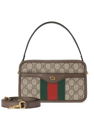 NWT GUCCI Ophidia GG Medium Supreme Messenger Bag Purse Crossbody Shoulder Bag