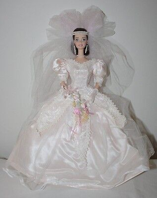Blushing Orchid Bride Barbie #16962 Limited Edition Doll