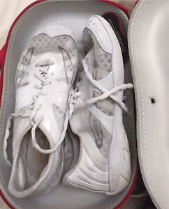 nfinity vengeance cheer shoes size 7