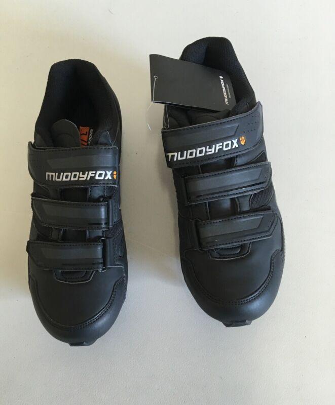 Muddyfox MTB100 Mens Cycling Shoes Size UK7 EU 41 {Z26}