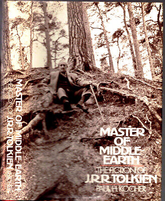 1971 1ST PRINTING J.R.R. TOLKIEN MASTER MIDDLE EARTH LORD OF THE RINGS WITH DJ (Lord Of The Rings First Edition First Printing)
