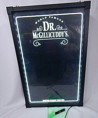 Dr. Mcgillicuddys Led Writing Board