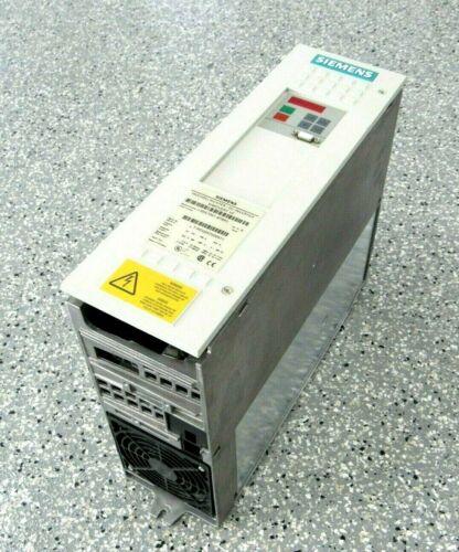 USED SIEMENS 6SE7021-8TB61 DC INVERTER 6SE70218TB61