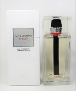 Dior Homme Sport by Christian Dior for Men EDT 125 ml  NEW IN SEALED BOX 83c8e66c42d2