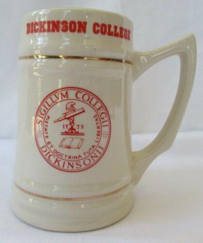 DICKINSON COLLEGE BEER STEIN