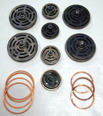 Speedaire Valve Kit Air Compressor Parts 22nn82 Z614 R70a Pl70a Z615