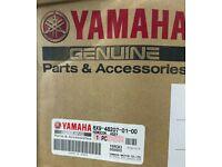 YAMAHA TWIN ENGINE MAIN STATION HELM MASTER EX DEC CONTROLS 6X9-48207-01-00