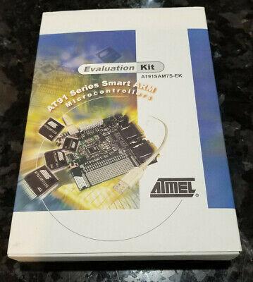 Brand New Atmel Evaluation Kit Board At91sam7s-ek Us Supplier