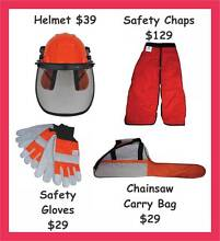 CHAINSAW SAFEY EQUIPMENT Fyshwick South Canberra Preview