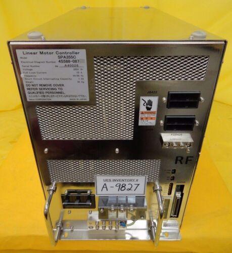 Nikon 4S588-087 Linear Motor Controller SPA355C NSR-S307E DUV Used Working