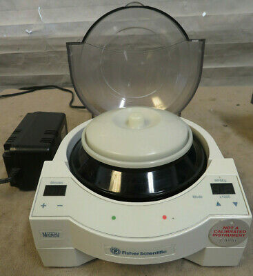 Fisher Scientific Micro V M0001790 Microcentrifuge - Used