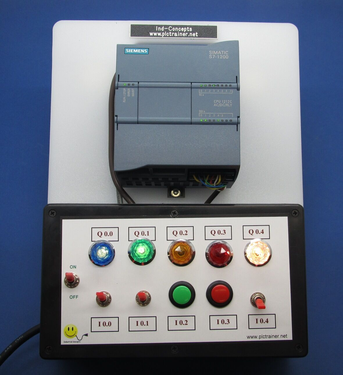Siemens S7 1200 PLC Trainer, Cable, Software, Ethernet, TIA Portal V15  Basic | Shopping Bin - Search eBay faster