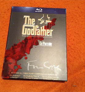 The Godfather/ le parrain Blu-ray