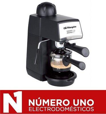 Cafetera Expresso Orbegozo EXP 4600, 5 bares