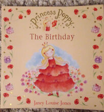 Princess Poppy The Birthday PRISTINE Canning Vale Canning Area Preview