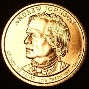 2011-P-Andrew-Johnson-Presidential-Dollar-Position-A-From-US-Mint-Roll