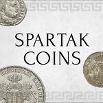 SPARTAK COINS