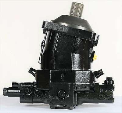 New 2132152 Rexroth Hydraulic Axial Piston Motor A6vm107ep663w-vab017pb