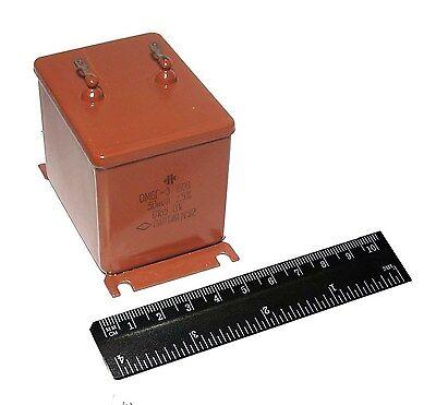 2x 30uf 160v 5 Ombg-2  Mbgo-3 Russian Pio Capacitors