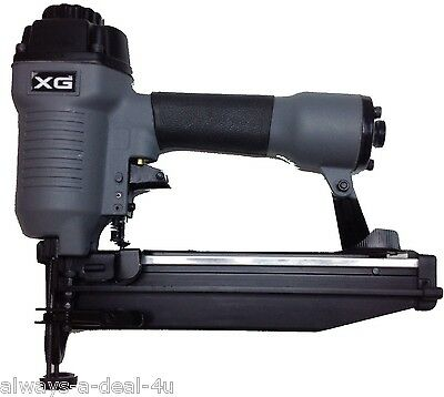 XG Power Heavy Duty 16 Gauge Air Finish Nail Gun Kit  covid 19 (16 Gauge Nail Gun coronavirus)