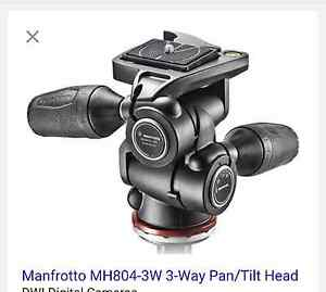 Manfrotto MH804-3W 3 WAY Wetherill Park Fairfield Area Preview