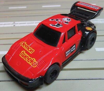 für H0 Slotcar Racing Modellbahn -  MR1 Marchon Porsche 935 Turbo