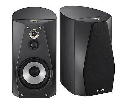 Sony SS-HA1 Speaker System - Black - SSHA1/B