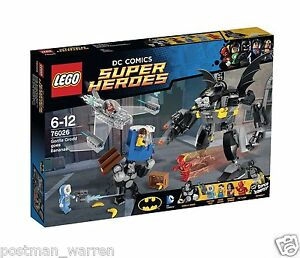 LEGO - Gorilla Grodd goes Bananas - DC Super Heroes 76026 - New - Wonder Woman