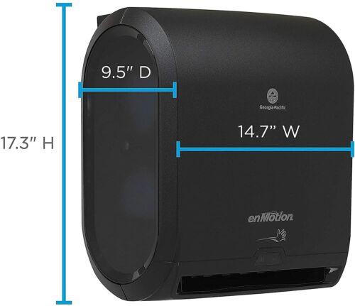 "A Real Deal Enmotion 59462A Dispenser, 14.700"" x 9.500"