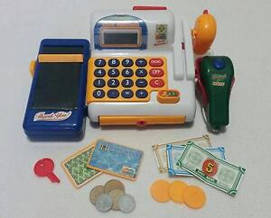 Toy Cash Register Battery Operated All Working NEAR NEW Sorrento Joondalup Area Preview