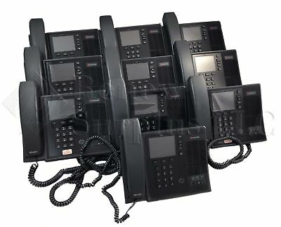 Lot Of 10 Polycom Cx600 Lync Desktop Voip Business Phones