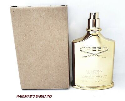 CREED MILLESIME IMPERIAL EDP 3.4 OZ / 100 ML FOR MEN (NO CAP) BRAND NEW -