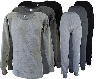 Schwere Thermo-unterwäsche (Herren Thermo Wäsche Ski- Unterwäsche - schwere Qualität - 85% Baumwolle Gr 5-8)