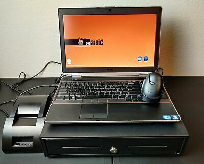 Complete Laptop Pos Point Of Sale System -just Enter Your Inventory- Best Offer