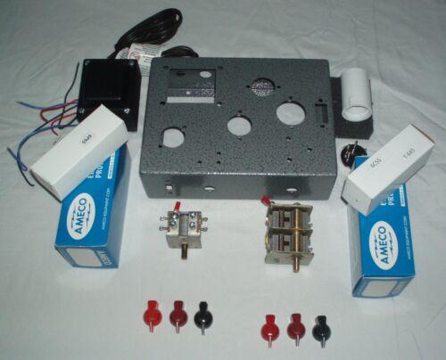 AMECO AC-1T  transmitter  DIY  REPLICA KIT  8W CW transmitter