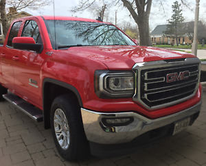2017 GMC Sierra 1500 SLE  Double Cab * Kodiak Edition