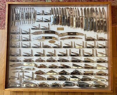 """MUST SEE! Case XX """"1977"""" AMAZING FULL YEAR SET! All Da Knives! WOW!!!"""