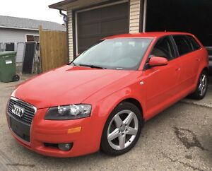 2008 Audi A3 Hatchback 2.0L Turbo