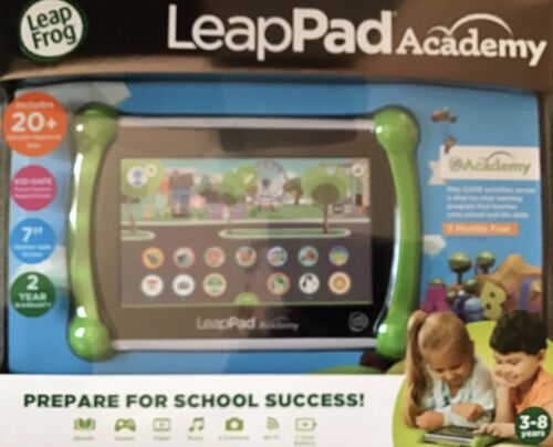 LeapFrog LeapPad Academy Learning Tablet. New