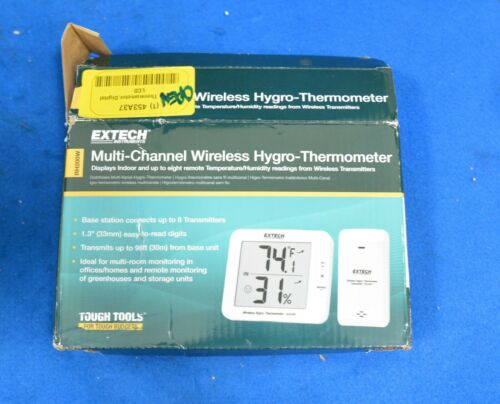 EXTECH RH200W Wireless Digital LCD Thermometer