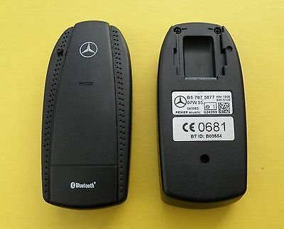 mercedes benz hfp bluetooth mobile cradle b67875877 iphone
