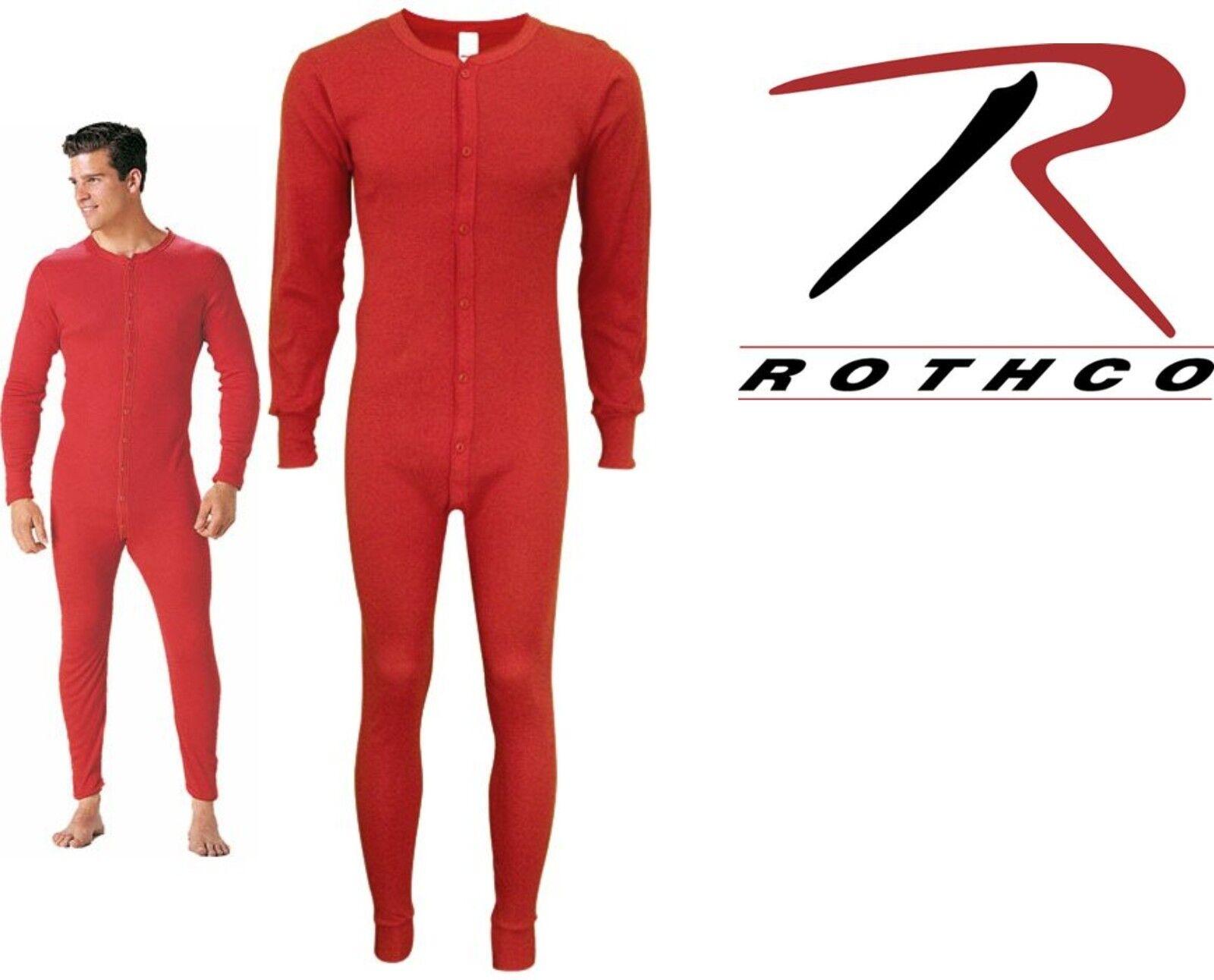 winter classic men 39 s long johns red one piece union suit. Black Bedroom Furniture Sets. Home Design Ideas