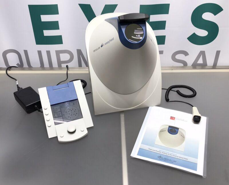 Oculus Easyfield Perimeter Visual Field Tester